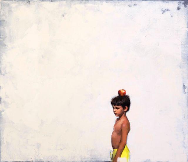 Los artistas plásticos carlos tárdez y vicente gómez, ganadores del concurso internacional de pintura villa de fuente álamo 2021 en su 49 edición - 2, Foto 2