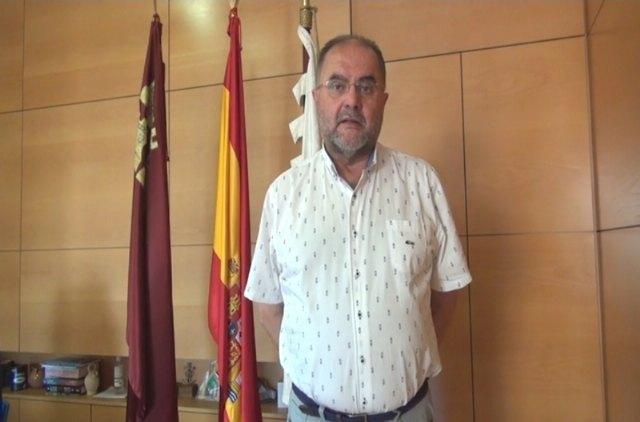 [El alcalde de Totana lamenta que desde la marcha del consejero Villegas la comunicación de Salud con los ayuntamientos es