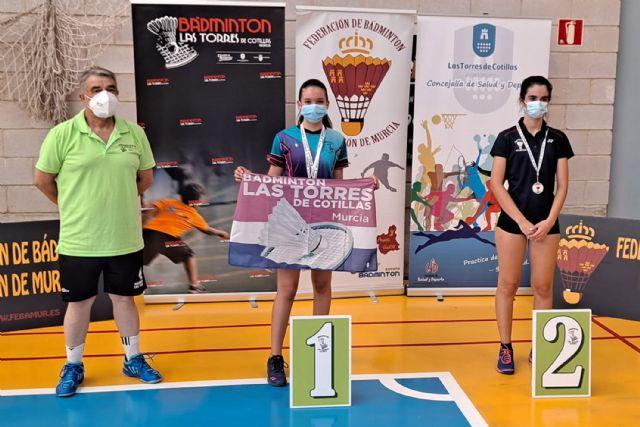 Excelentes resultados del club Bádminton Las Torres en el TTR 2* para sub-15, sub-19 y seniors - 3, Foto 3