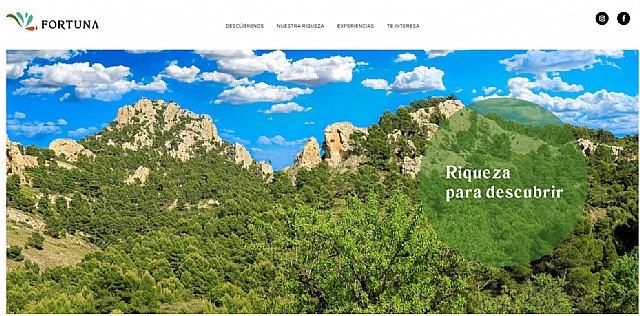El Ayuntamiento de Fortuna estrena web turística: descubrefortuna.es - 1, Foto 1