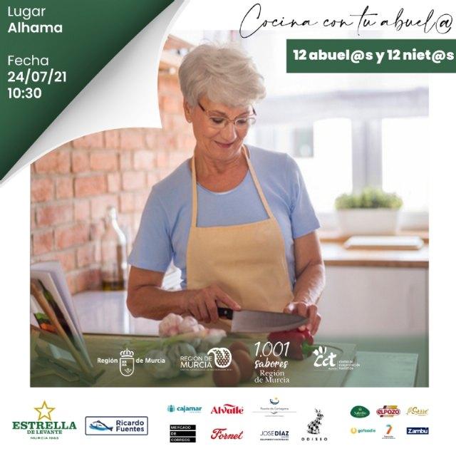 La plaza de abastos de Alhama será sede del evento Murcia Gastronómica el 24 de julio, Foto 1