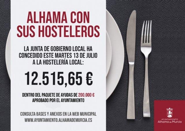 Seis nuevos negocios de hostelería reciben otros 12.500 euros de ayudas municipales, Foto 1