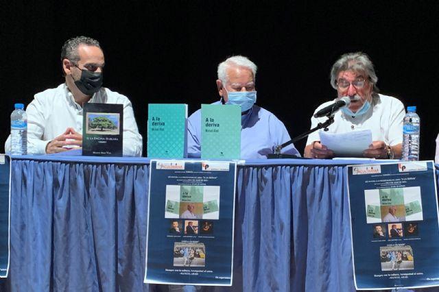 El escritor torreño Manuel Abad presenta A la deriva, su último libro - 1, Foto 1