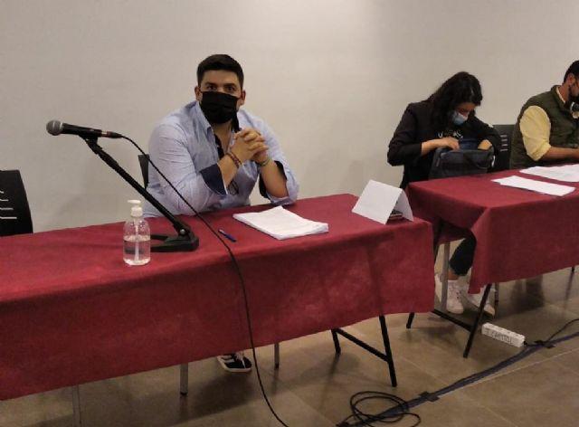 VOX rechaza los presupuestos en el Ayuntamiento de Cieza y asevera que solo sirven para mantener al PSOE en la alcaldía - 1, Foto 1