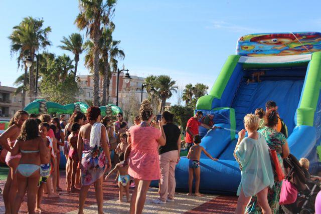 Múltiples actividades para celebrar el Día Internacional de la Juventud en San Pedro del Pinatar - 1, Foto 1
