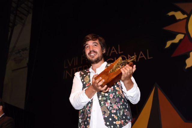 Alfredo Tejada Zurita, Lámpara Minera 2017 de La LVII edición del Festival Internacional del Cante de las Minas - 1, Foto 1