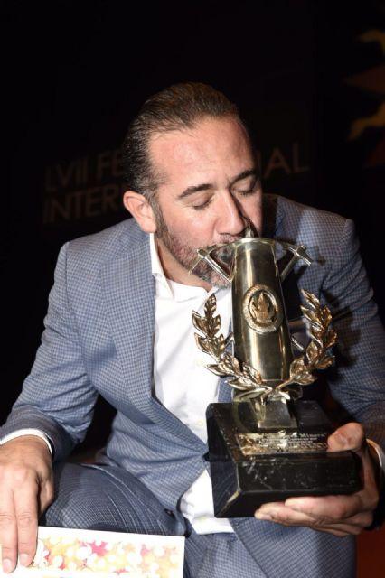 Alfredo Tejada Zurita, Lámpara Minera 2017 de La LVII edición del Festival Internacional del Cante de las Minas - 4, Foto 4