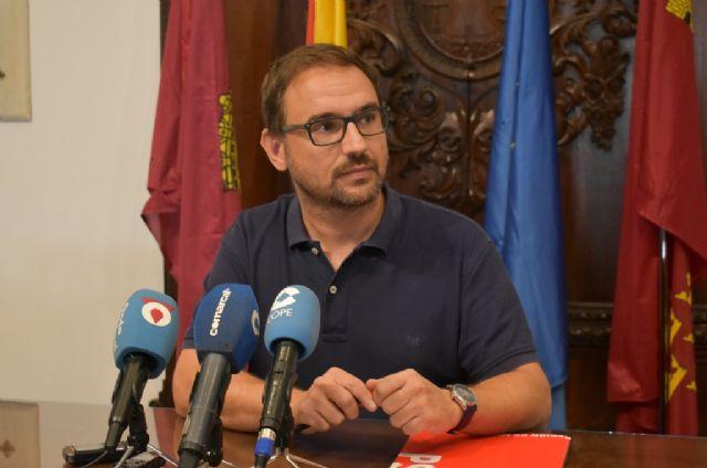 El PSOE exige la apertura inmediata de la plantas cerradas por el PP en Rafael Méndez ante la falta de camas disponibles para ingresos - 1, Foto 1