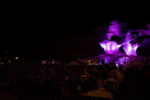 El concierto de piano junto a las Erosiones de Bolnuevo se consolida como uno de los grandes eventos de la oferta de verano en Mazarr�n, Foto 4