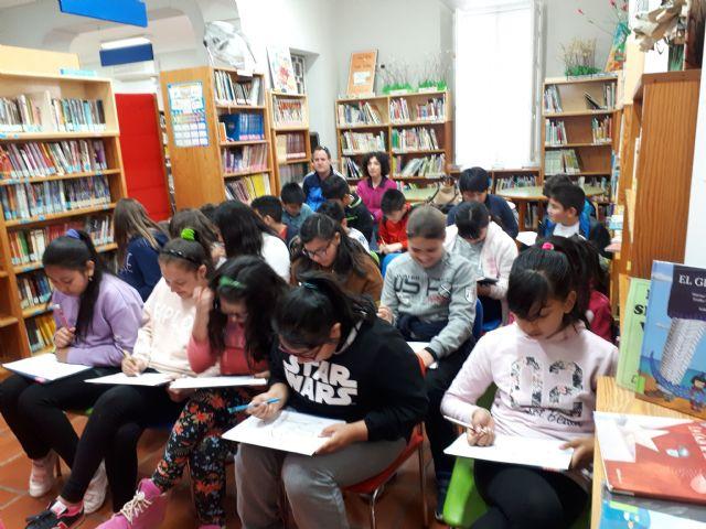 El programa de Animación a la Lectura ha contado con la participación de 2.003 alumnos, Foto 1