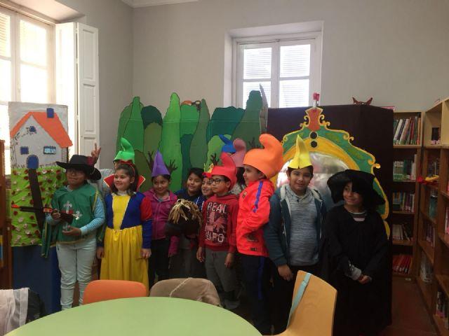 El programa de Animación a la Lectura ha contado con la participación de 2.003 alumnos, Foto 3