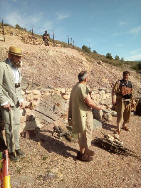 Las visitas a La Bastida son las consultas más repetidas en la Oficina de Turismo de Totana desde la apertura de este yacimiento arqueológico, Foto 2