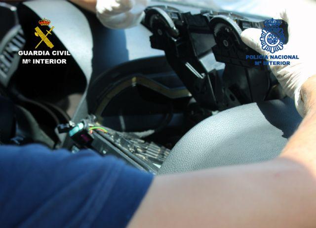 Desarticulado un grupo delictivo dedicado a la distribución de cocaína en la Región de Murcia y provincias limítrofes - 2, Foto 2