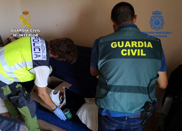 Desarticulado un grupo delictivo dedicado a la distribución de cocaína en la Región de Murcia y provincias limítrofes - 4, Foto 4