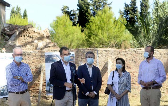 El Ayuntamiento recuperará la Casa Torre Falcón, un emblema de la Huerta de Murcia del siglo XVIII situado en Espinardo - 1, Foto 1