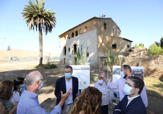 El Ayuntamiento recuperará la Casa Torre Falcón, un emblema de la Huerta de Murcia del siglo XVIII situado en Espinardo - 4, Foto 4