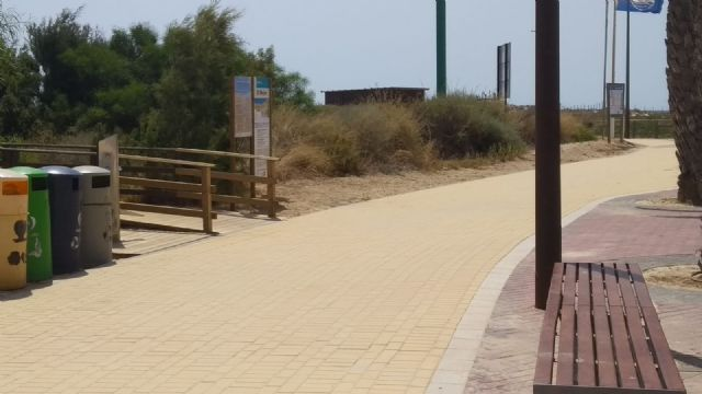 San Pedro del Pinatar consigue en todas sus playas la certificiación Safe Tourism que concede el ICTE - 1, Foto 1