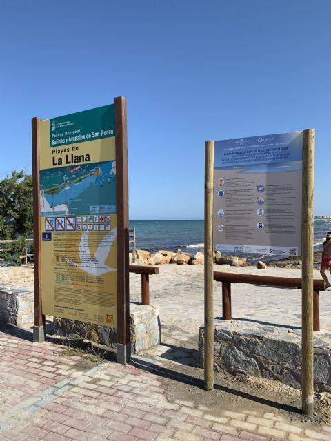San Pedro del Pinatar consigue en todas sus playas la certificiación Safe Tourism que concede el ICTE - 3, Foto 3
