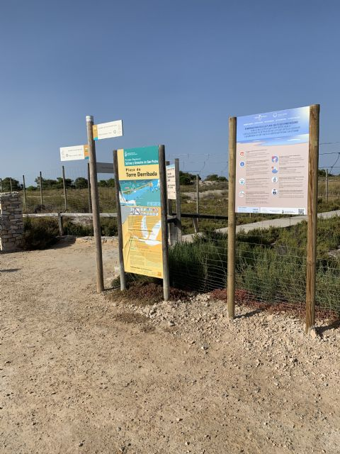San Pedro del Pinatar consigue en todas sus playas la certificiación Safe Tourism que concede el ICTE - 4, Foto 4