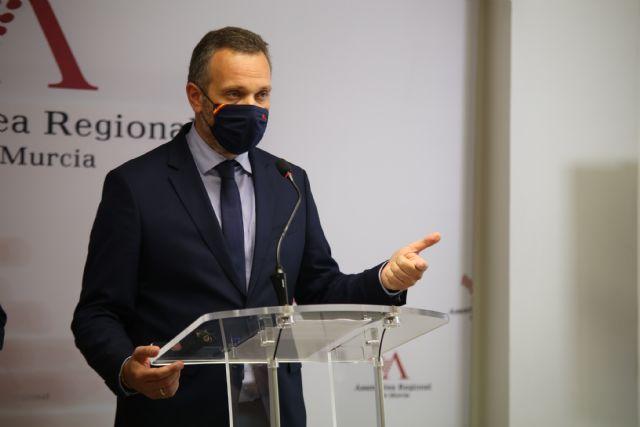 Joaquín Segado: Diego Conesa llega tarde, el Gobierno regional en un paso más de transparencia ya ha pedido comparecer en la Asamblea - 1, Foto 1