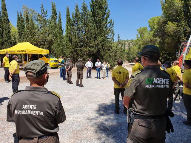Antonio Luengo visita la Casa Forestal de Cehegín - 1, Foto 1