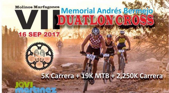 Molinos Marfagones celebra el VII Duatlon Cross memorial Andres Bermejo - 1, Foto 1
