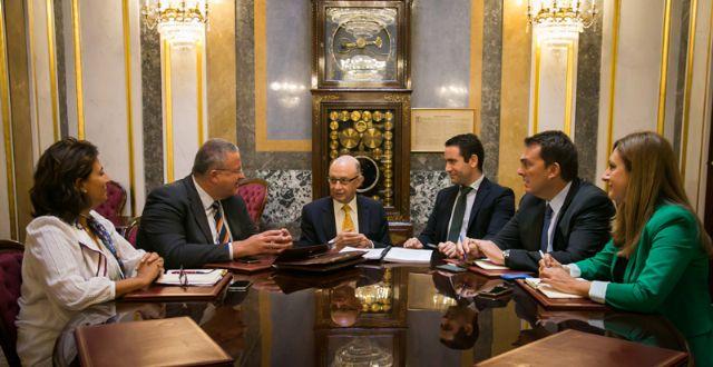 El PP traslada al Ministerio las principales reivindicaciones de la Región para los presupuestos de 2018 - 1, Foto 1