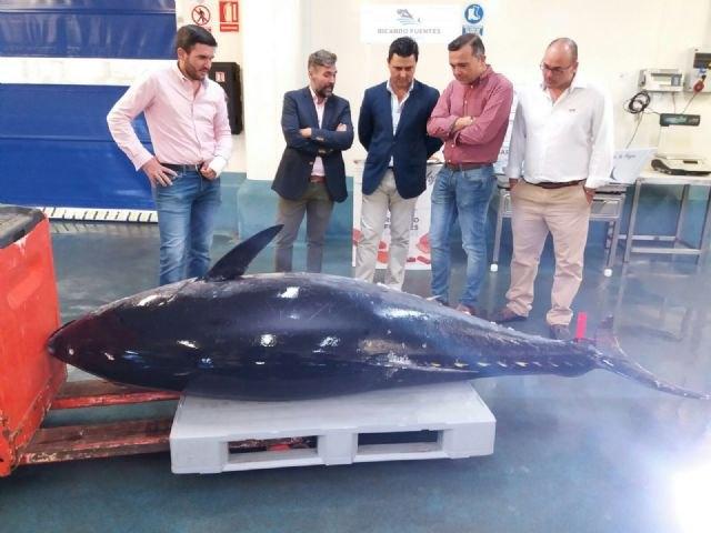 El evento gastronómico ´MiMarMenor de Salazón´ contará con una demostración de ronqueo del atún rojo en directo - 1, Foto 1