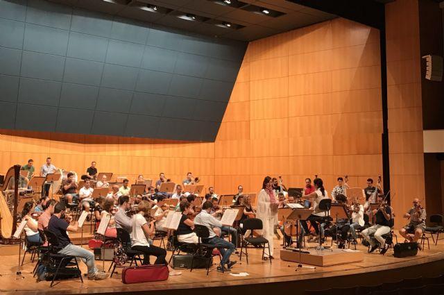 El Auditorio regional inaugura la temporada a ritmo de zarzuela con la Orquesta Sinfónica de la Región y María José Montiel - 1, Foto 1