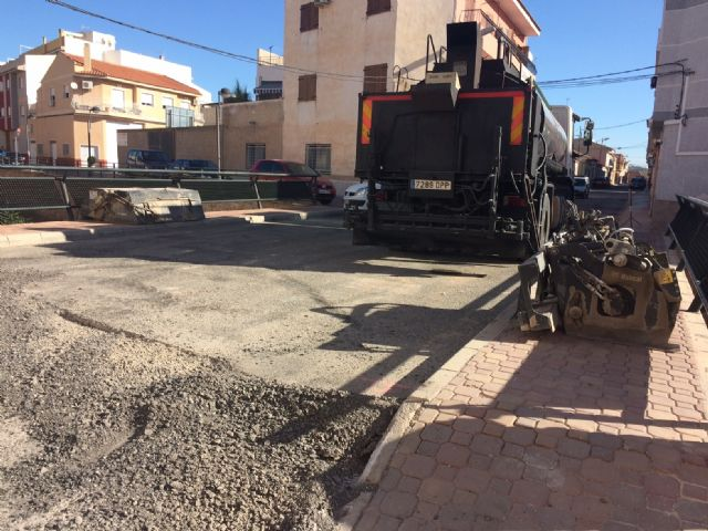 Completion of stormwater evacuation works on a section of Teniente Pérez Redondo Street - 5