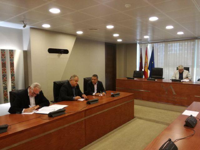El PP pide a la Comisión de Agua de la Asamblea esfuerzo para cerrar cuanto antes el Pacto Regional del Agua, Foto 1