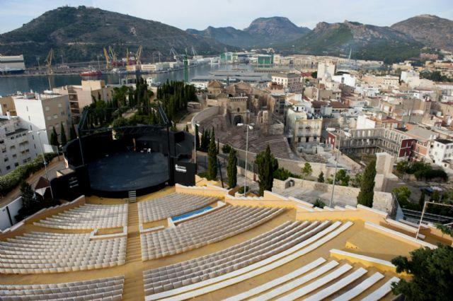 La concurrencia empresarial en el acondicionamiento del Auditorio del Parque Torres permitira otras actuaciones complementarias - 1, Foto 1