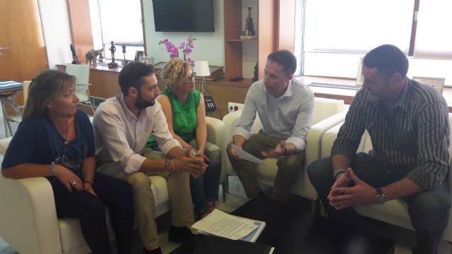 El Alcalde anuncia la consecución de un acuerdo con el Comité de Empresa de Limusa y la desconvocatoria de la huelga - 1, Foto 1
