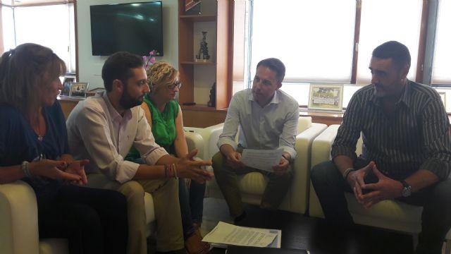 El Alcalde anuncia la consecución de un acuerdo con el Comité de Empresa de Limusa y la desconvocatoria de la huelga - 3, Foto 3