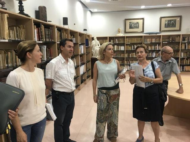 El IES Alfonso X comienza hoy sus clases como estaba previsto al igual que el resto de institutos de Murcia - 1, Foto 1