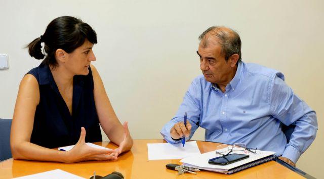 González Veracruz se compromete con UCOMUR a entablar un diálogo permanente con la economía social regional, Foto 2