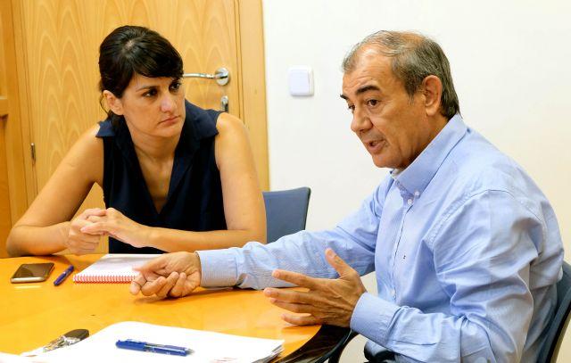 González Veracruz se compromete con UCOMUR a entablar un diálogo permanente con la economía social regional, Foto 3