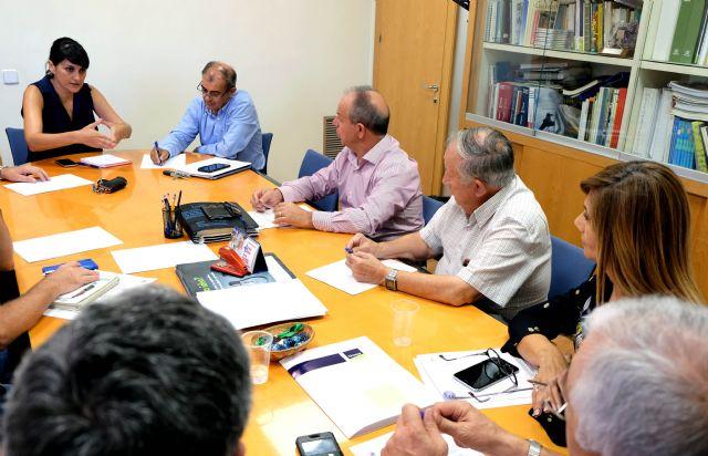 González Veracruz se compromete con UCOMUR a entablar un diálogo permanente con la economía social regional, Foto 4