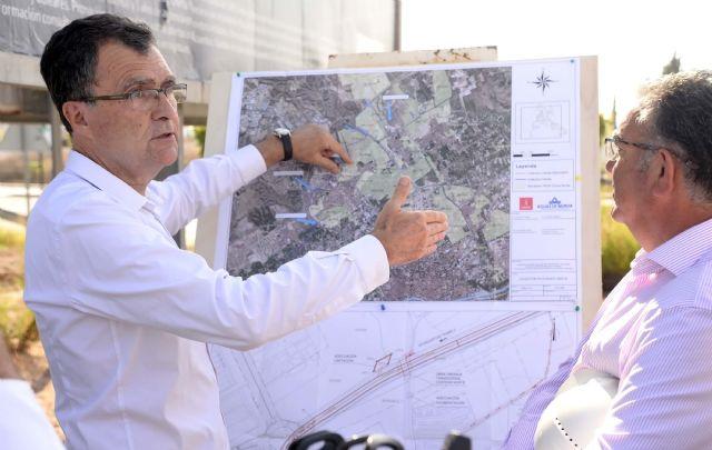 El Ayuntamiento ejecuta las obras para paliar las inundaciones por lluvia en Espinardo, El Puntal y el norte de la ciudad - 2, Foto 2