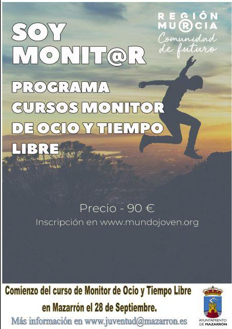 Juventud programa el curso Soy monitor para actividades de ocio y tiempo libre - 1, Foto 1