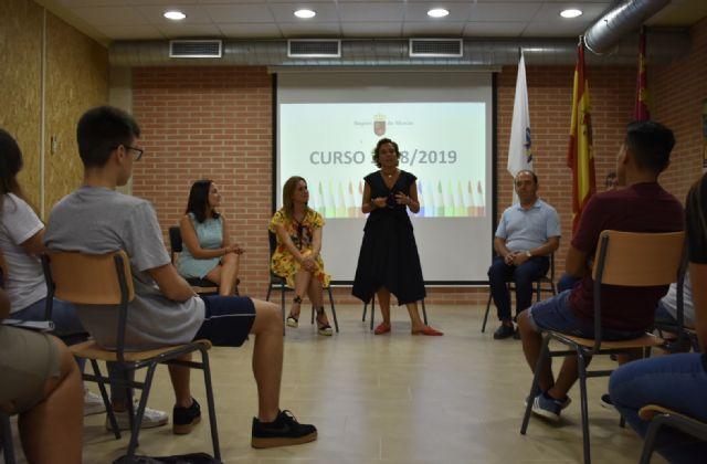 Hoy comienzan el curso 23.765 estudiantes de ESO y Bachillerato, Foto 2