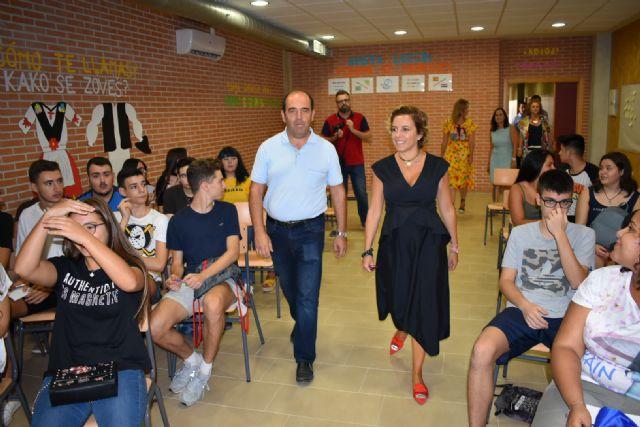 Hoy comienzan el curso 23.765 estudiantes de ESO y Bachillerato, Foto 3
