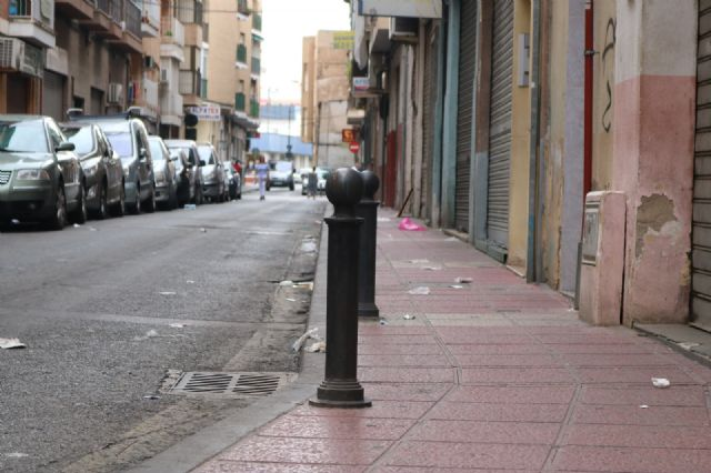 El vocal de Cs en San Antolín acusa a la presidenta del Distrito de no preocuparse por el bienestar del barrio y dar la espalda a los vecinos - 1, Foto 1