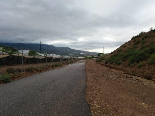 NP - DANA pasa por Alhama de Murcia sin incidencias destacables hasta el momento, Foto 6