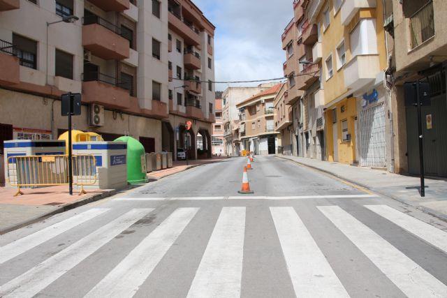 La calle Tomás Moro queda de doble sentido mientras duren las obras de los Postigos, Foto 3