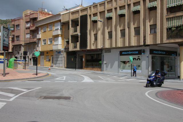 La calle Tomás Moro queda de doble sentido mientras duren las obras de los Postigos, Foto 4