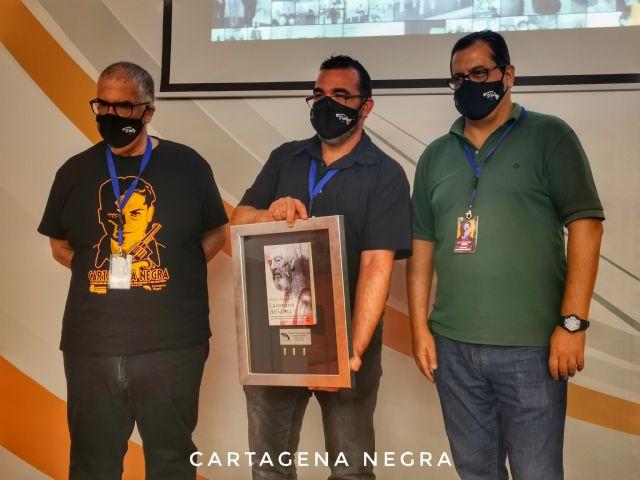La cordura del idiota, de Marto Pariente, gana el IV Premio de Novela Cartagena Negra - 1, Foto 1