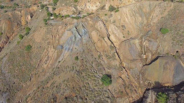 El proyecto 33 en verde de restauración medioambiental de la Sierra Minera de La Unión continuará esta próxima temporada - 2, Foto 2