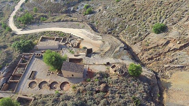 El proyecto 33 en verde de restauración medioambiental de la Sierra Minera de La Unión continuará esta próxima temporada - 3, Foto 3