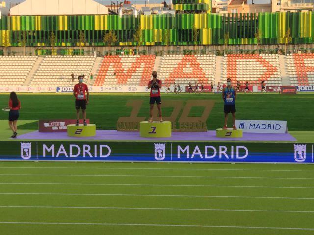 Nacional Absoluto y regionales sub20 y sub 18 para UCAM Atletismo Cartagena - 2, Foto 2